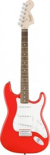 Fender Squier Affinity Strat Race Red